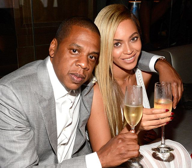 jay z and beyonce first started dating