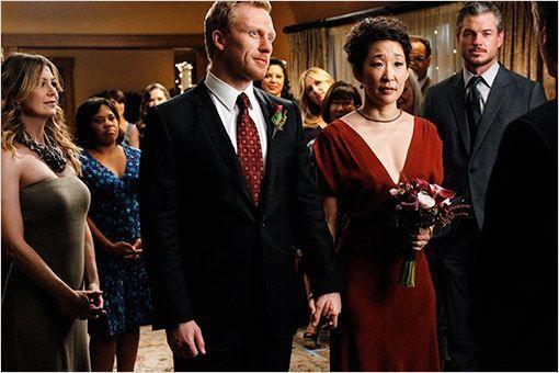 Grey's Anatomy : Photo Chandra Wilson, Ellen Pompeo, Eric Dane, Kevin McKidd, Sandra Oh