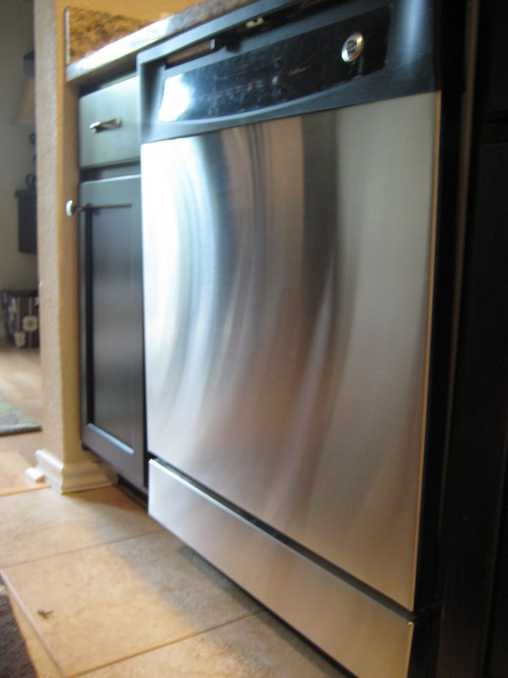 How to clean stainless steel applicances - C.R.A.F.T.