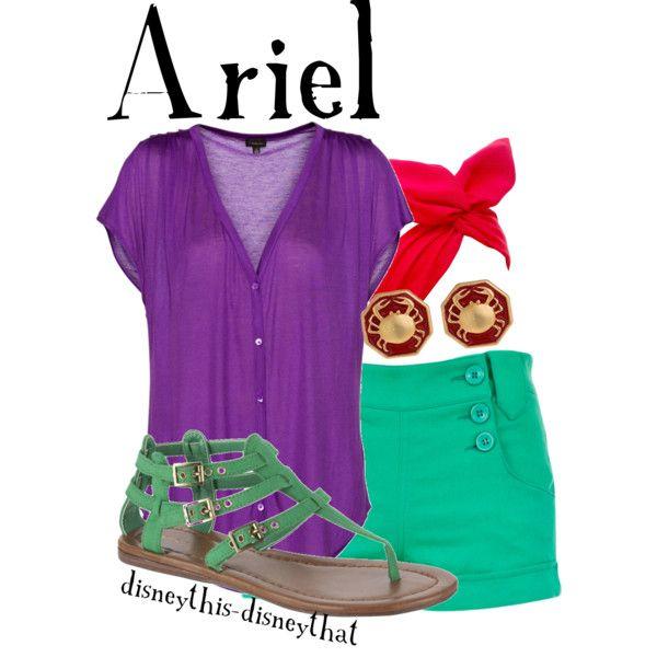 Disney Style- The Little Mermaid