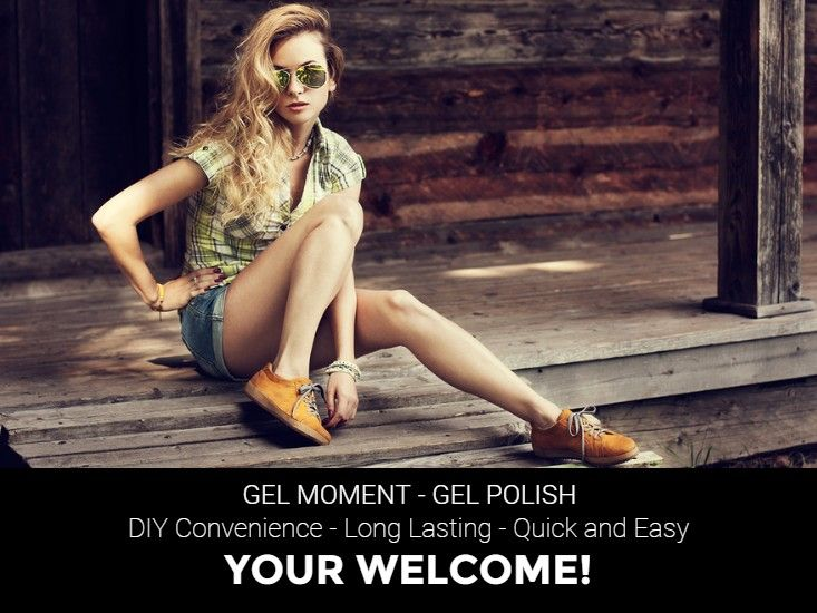 Nothing is sweeter then not having to wait more then 60 seconds for DRY NAILS! Gel Moment uses an LED light and cures for 60 seconds. Learn more at http://bestwestnails.gelmoment.com