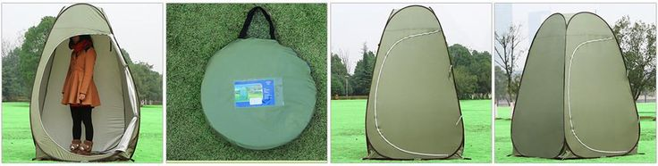 Toilet Tent camping