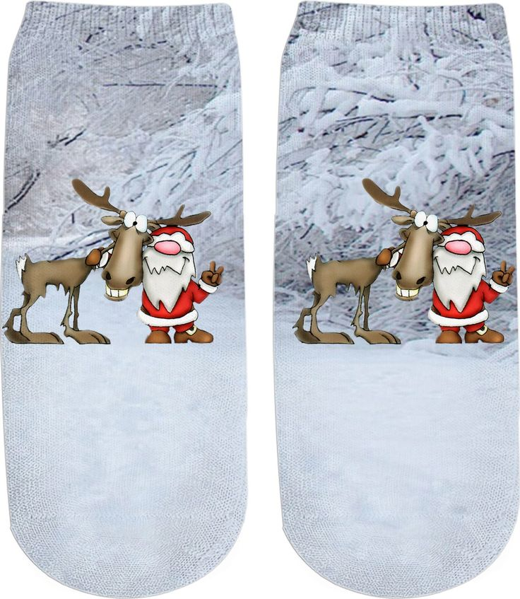 Check out my new product https://www.rageon.com/products/santa-and-reindeer-ankle-socks on RageOn!