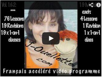 J'Ouellette® Intenisf - Parisian French Intensive Program