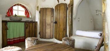 Keuken in de #Hobbitwoning