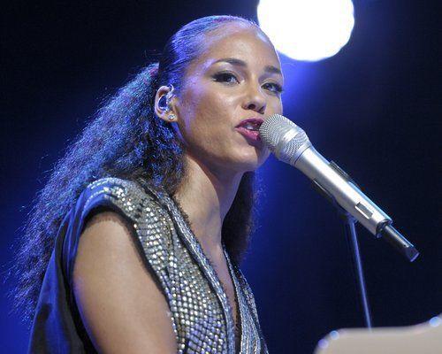 6 conciertos de chile que no te puedes perder. Alicia Keys