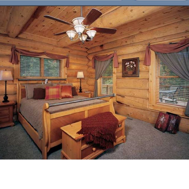 Log Cabin Bedroom: 28 Best Cabin Curtains Images On Pinterest