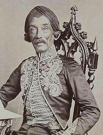 RADEN SALEH SYARIF BUSTAMAN (1814 -1880) Aristocrat, Painter, Scientist