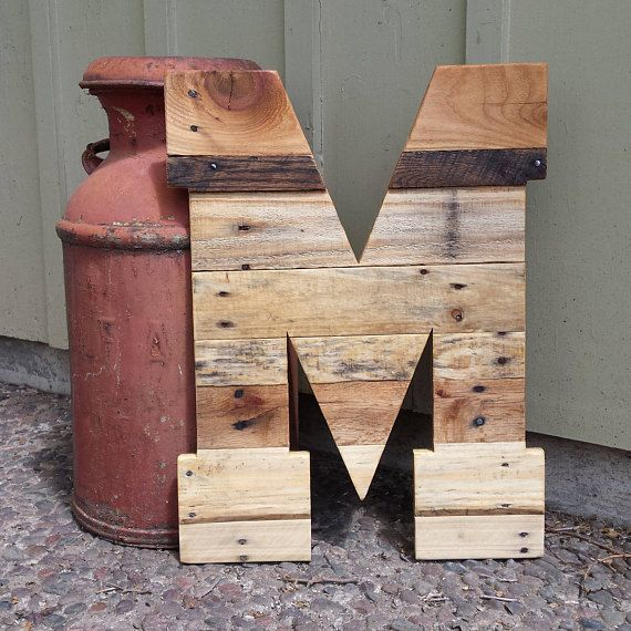 17 best ideas about pallet letters on pinterest wood letters pallet ideas and pallet crafts