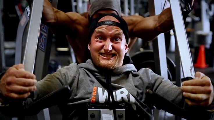 Karl Ess - Fitness   Vegan Lifestyle   Natural Bodybuilding - Motivation...