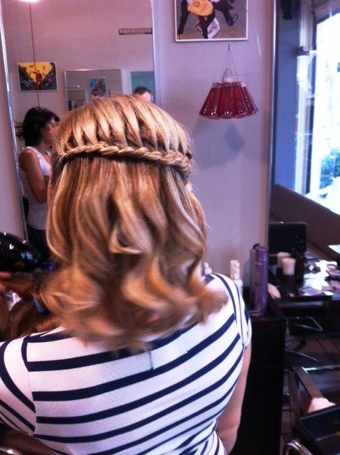 #braid #blonde #hair #be2in