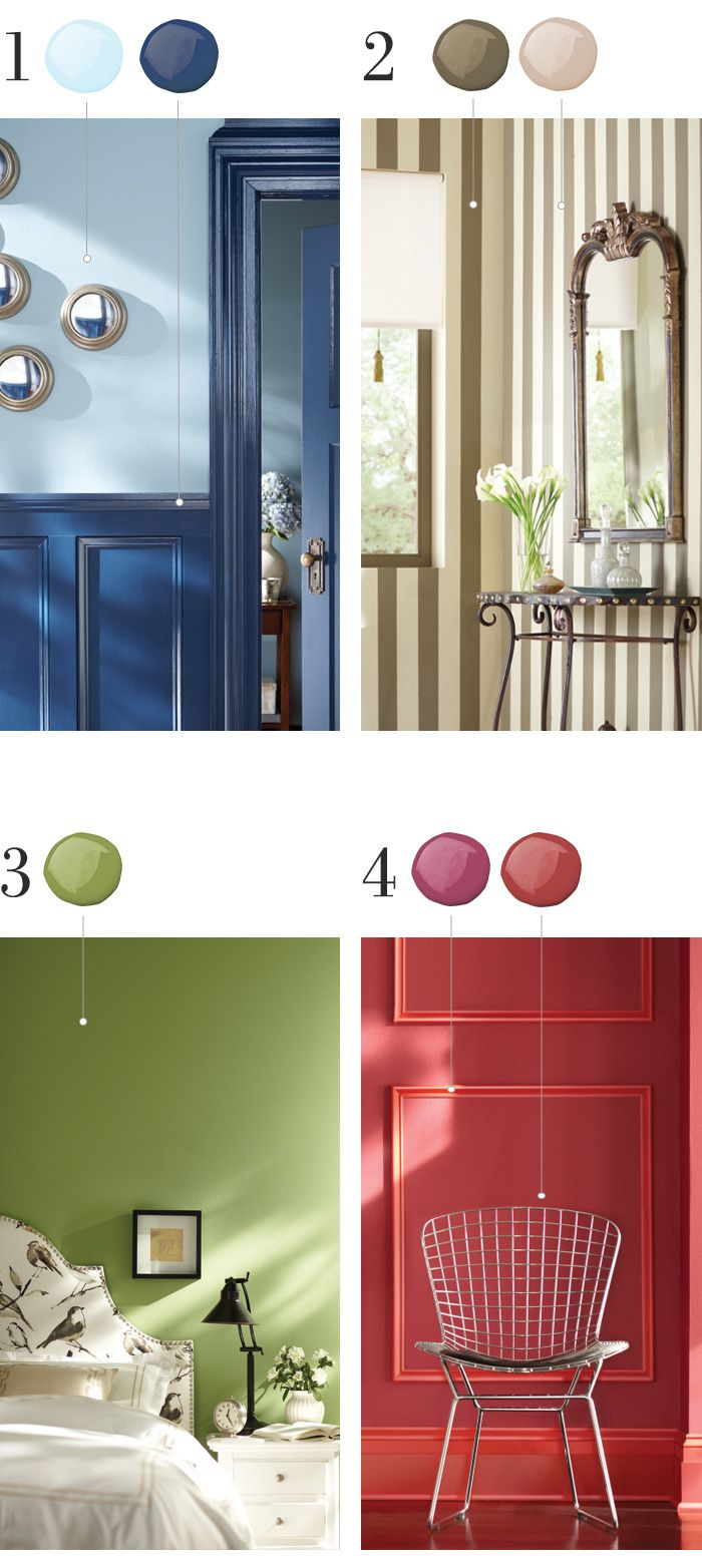 the primary colors get an inspired twist with these design ideas from the home decorators collection - Behr Home Decorators Collection
