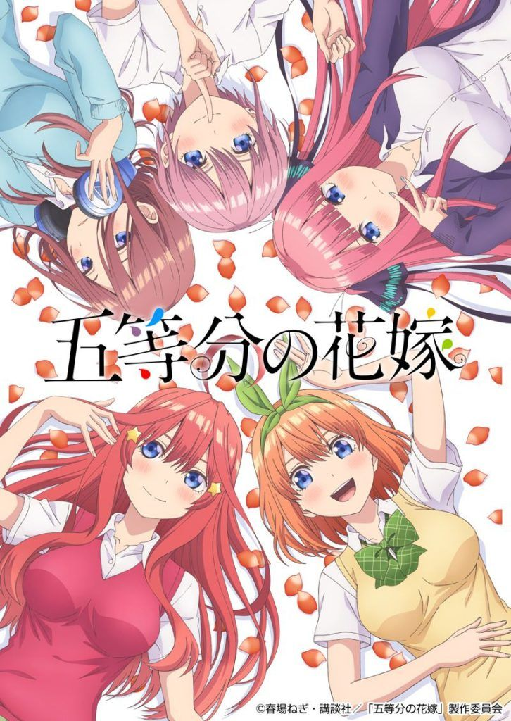 Image result for the quintessential quintuplets POSTER
