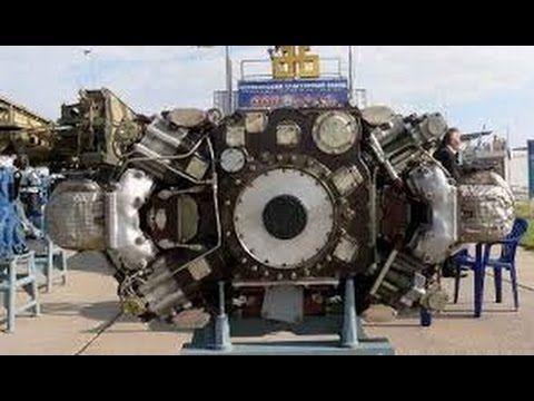 Армия России | Секретный новый двигатель для танков АО «Климов».