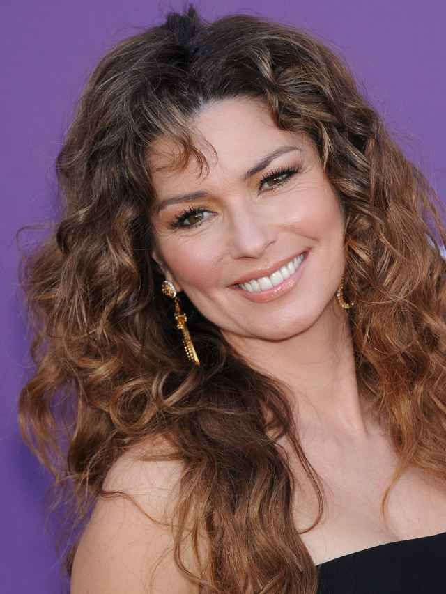 Shania Twain at the Academy of Country Music Awards in 2013. (Photo: DFree / Shutterstock.com)