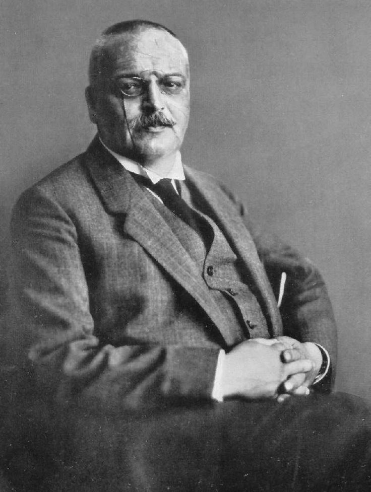 """Alois Alzheimer, German Medical Pioneer, was born on June 14, 1864. He was the physician who first reported on a patient with dementia, later termed as """"Alzheimer's Disease."""""""