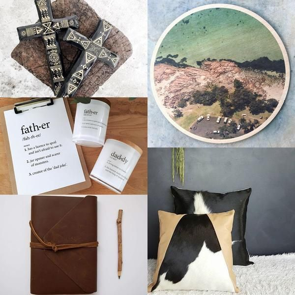 Kreo Loves Local | Christmas Gifts for Him | A5 Leather Journal