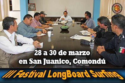 28 al 30 de marzo: III Festival LongBoard Surfing en San Juanico