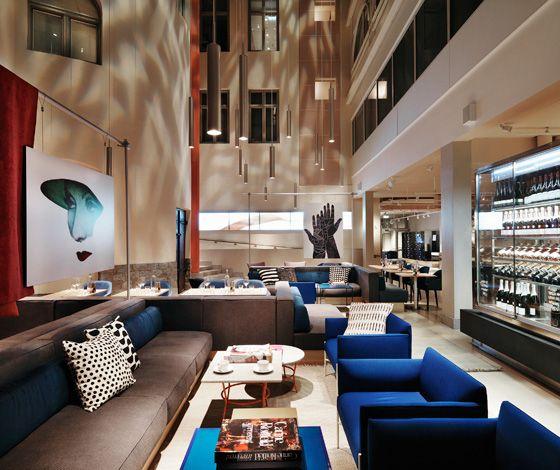HTL Hotel Stockholm by Koncept Stockholm, photo: Felix Odell
