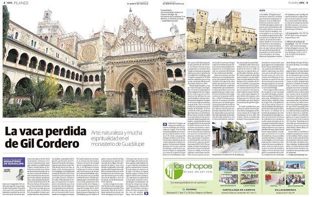 Real Monasterio de Nuestra Señora de Guadalupe, el tesoro de las Villuercas (Cáceres). www.siempredepaso.es