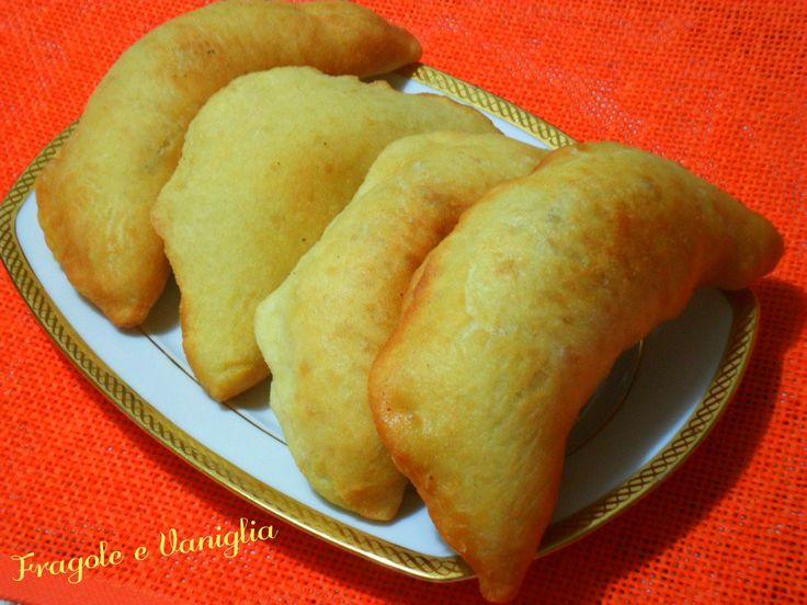 Calzoni fritti salentini | dal mio blog