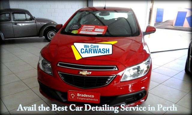 #WeCareCarWash Where to Avail the Best #Car #Detailing #Service in #Perth?
