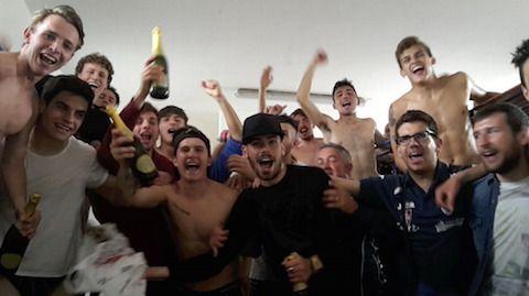 #CalcioGiovanile. #Pisa: la #Berretti nerazzurra conquista lo storico traguardo delle fasi finali @AcPisa1909 Ora sotto col #Matera! Ecco il resoconto del fine settimana di gare del settore giovanile dell'#AcPisa1909