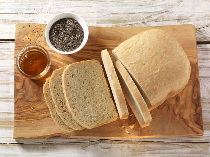 Chiasamenbrot-Rezept mit viel Protein und gesunden Zutaten