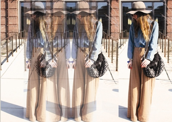 NY Fashion Week is almost here!  http://blog.freepeople.com/2012/02/nyfw-approaching/: Outfits Inspiration, 70S, 70 S Style, Fashion Week, Freepeopl Nyfw, Outfits 3, Pleated Pants