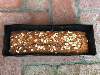 Kitchen Cactus: Oat Banana Bread