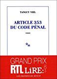 Article 353 du code pénal / Tanguy Viel. R VIE
