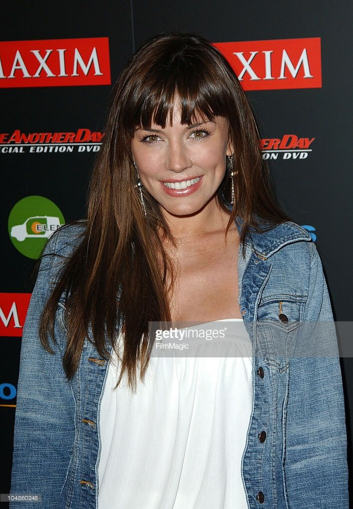 Krista Allen during Maxim Magazine's Annual Hot 100 Party at 1400 Ivar in Hollywood, CA, United States.