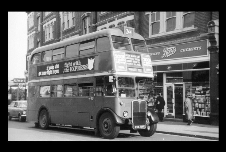 RT Bus - Muswell Hill