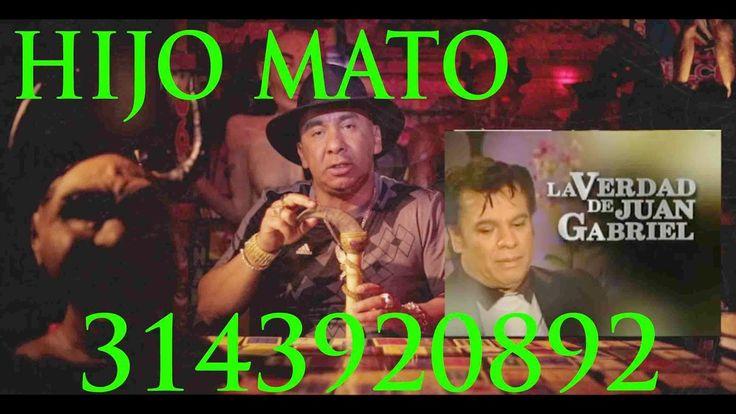 La Verdad Sobre La Muerte De Juan Gabriel  Mexico Chaman  Ramiro Lopez ...