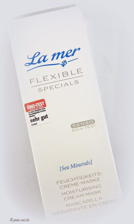 La mer, Feuchtigkeits-Creme Maske, Sea Minerals, Moisturizer, Hilfe bei trockene Haut, auf www.yasa-cat.de