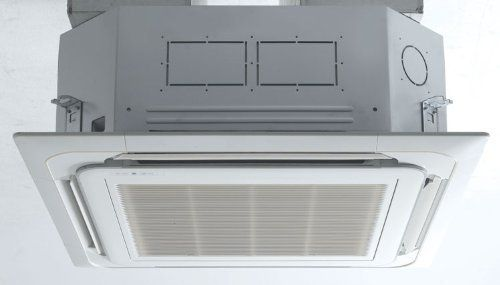 LG LMCN125HV 12,000 BTU Ductless Flex Multi-Split Ceiling Cassette Air Conditioner with Heat Pump Inverter (Indoor Unit) by LG, http://www.amazon.com/dp/B004VTG28U/ref=cm_sw_r_pi_dp_e1lVqb1PA6V75