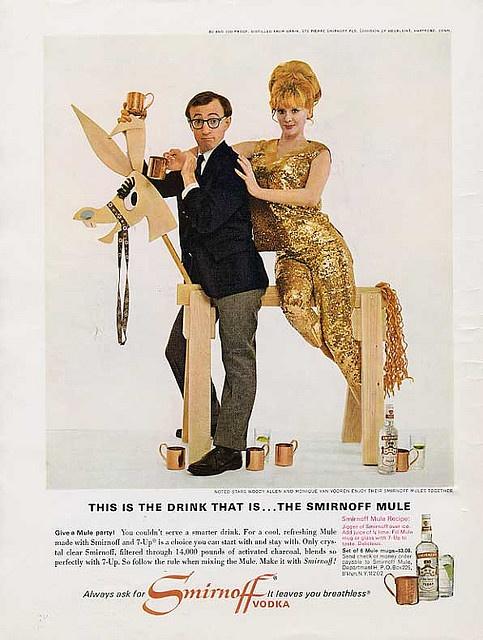 """""""The Smirnoff mule"""""""