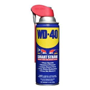 Wd 40 to the rescue ideas households cleaning helpful hints wd 40