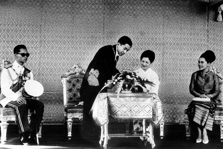 なぜ日本の皇室はタイ王室にとって特別な存在であり続けるのか / 週刊女性PRIME #皇室 #タイ #王室