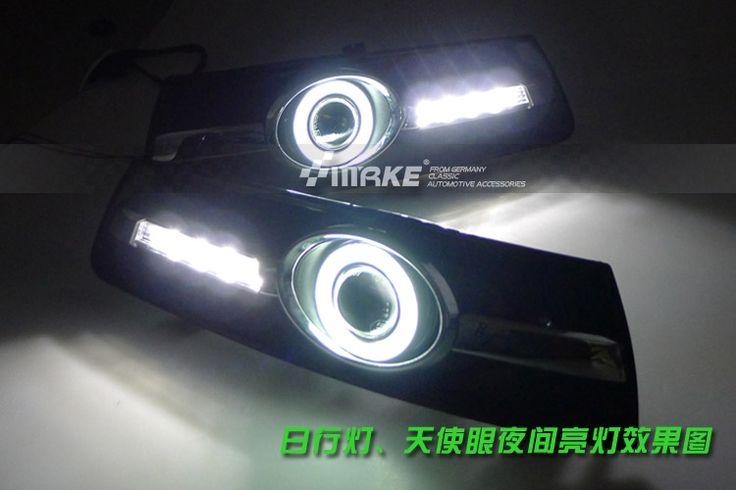 174.90$  Watch here - http://alib83.worldwells.pw/go.php?t=32486397701 - New Innovative COB Angel Eye + LED daytime running light + halogen Fog Light Projector Lens for VW passat cc 174.90$