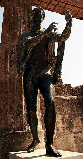 Baby name: Apollo Scott: creator, honor, wisdom, sun  light....Pompeii - Temple of Apollo