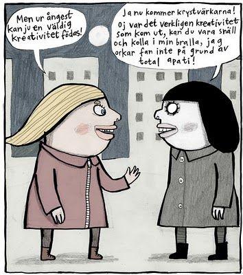 Tuffast av alla.: Nina Hemmingsson.