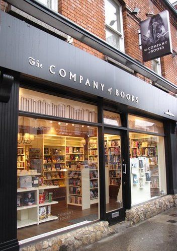 Irish independent bookshops you must visit before you die. The Company of Books, Dublin