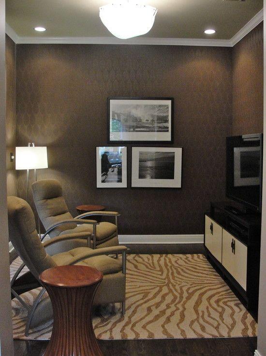 Pleasant 17 Best Ideas About Small Den On Pinterest Furniture Arrangement Largest Home Design Picture Inspirations Pitcheantrous