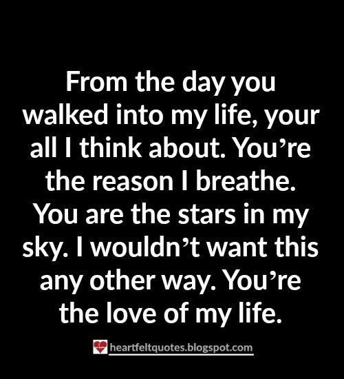 Hopeless Romantic Love Quotes | Heartfelt Quotes
