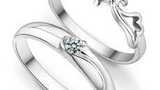 wedding rings for women white gold concept