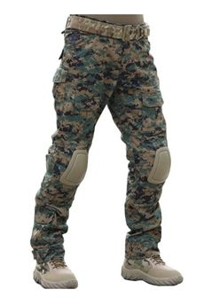 Marpat Emerson Tactical Pants with Knee Pads | Buy Now at camouflage.ca