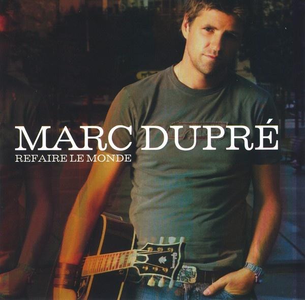 Marc Dupré <3 Best French Artist EVER!