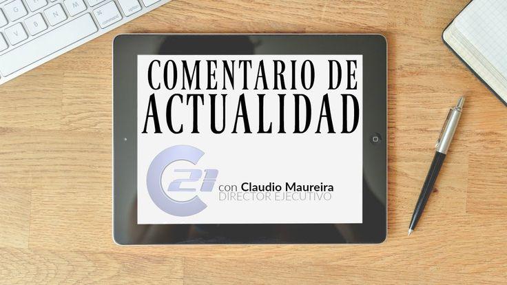 COMENTARIO DE ACTUALIDAD 06 JULIO