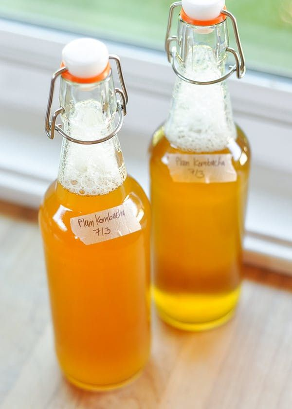 Save your pennies! Watch the video to learn how to make your own kombucha at home.